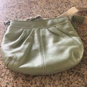 Coach  - green - crossbody bag